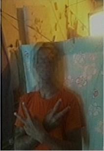 Presos postam fotos de dentro de presídio, em Criciúma (Foto: Reprodução RBS TV)