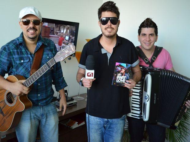 Kart Love lança novo DVD em Aracaju nesta sexta-feira na Infinity (Foto: Flávio Antunes/G1 SE)