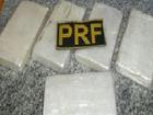 Polícia apreende cinco quilos de cocaína dentro de ônibus no Ceará