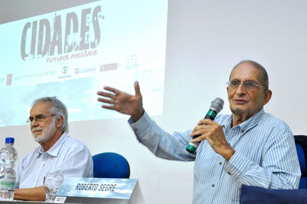 Roberto Segre (Foto: Renato Velasco)