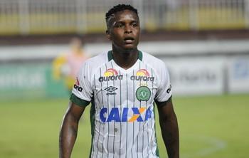 Moisés Chapecoense (Foto: Cleberson Silva/Chapecoense)