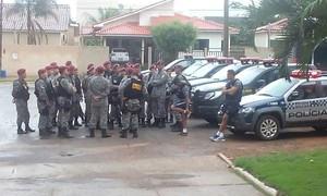 Ministério autoriza uso de força em garimpo ilegal por até 30 dias em MT