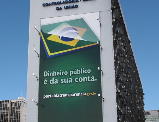 Ministério da Transparência (Foto: Ascom/MTFC)