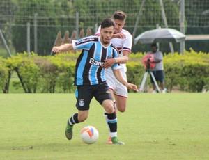 Grêmio x São Paulo Copa sul sub-20 Raul Grêmio