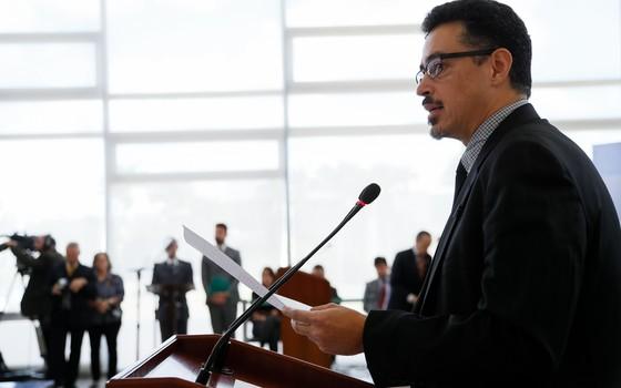Cerimônia de Posse do Ministro da Cultura, Sérgio Sá Leitão (Foto: Beto Barata/PR)