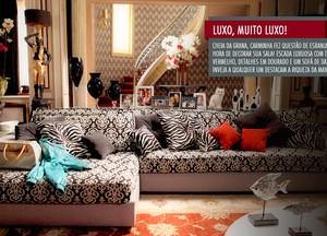 Aprenda com Carminha a como usar muito luxo e poder na hora de decorar a casa (Avenida Brasil / TV Globo)
