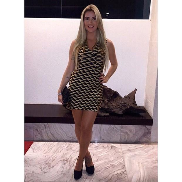 Ex-BBB Aline (Foto: Reprodução/Instagram)