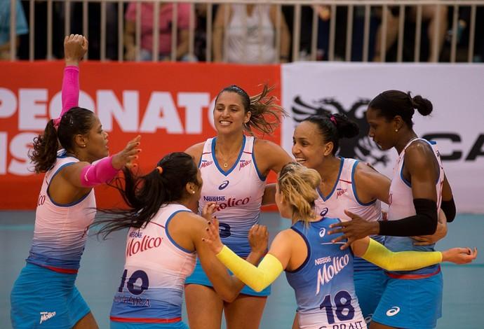 Osasco vôlei final campeonato paulista (Foto: Cinara piccolo/Divulgação/Fotojump)