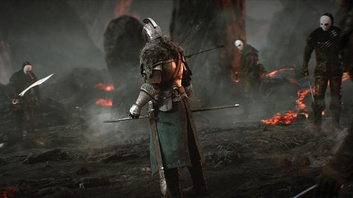 Visualmente, Dark Souls II é o melhor da série (Foto: Divulgação)