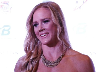 Holly Holm; MMA Awards 2016 (Foto: Evelyn Rodrigues)