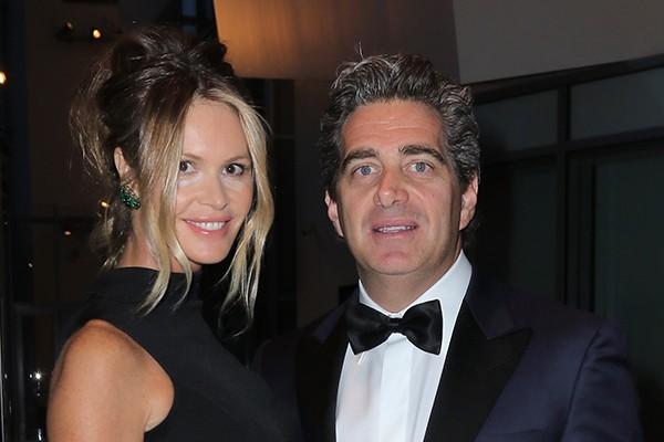 Elle MacPherson e Jeffrey Soffer (Foto: Getty Images)