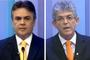 Paraíba: Cássio e Ricardo têm 47%, segundo o Ibope (Reprodução/TV Globo)