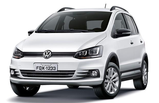 Volkswagen Fox Track (Foto: Editora Globo)