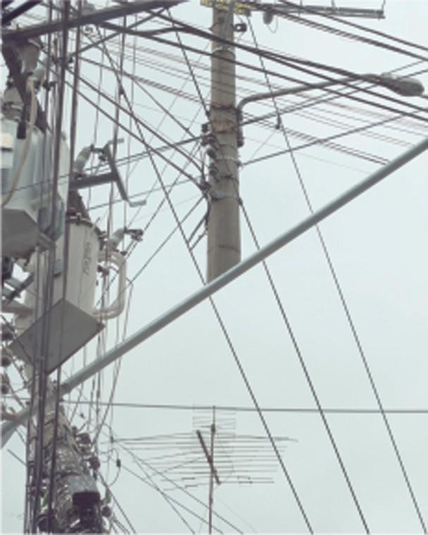 Uma das fotografias da exposição (Foto: Gil Inoue)