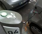 Autolib é elétrico (Foto: Priscila Dal Poggetto/G1)