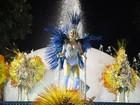 Leandra Leal desfila novamente na Sapucaí: 'Não tem essa de cansaço'