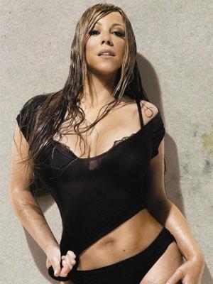Mariah Carey é a principal atração da festa este ano (Foto: Divulgação)