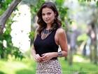 Milena Toscano volta a Malhação como professora que deixará alunos ba-ban-do!