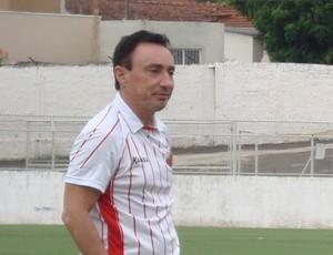 Roberto Fonseca técnico Ituano (Foto: Marcus Vinícius Souza/GloboEsporte.com)