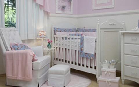Quartos de bebê: veja decorações de quartos de bebê para meninas