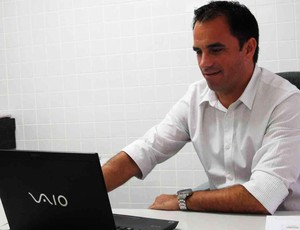 RODRIGO CAETANO (Foto: Edgard Maciel de Sá/Globoesporte.com)