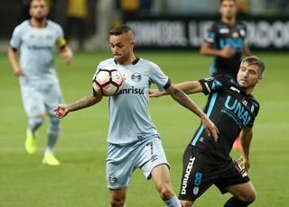 Grêmio x Deportivo Iquique (Foto: Agência Estado)