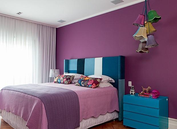 Combinação de cores Casa e Jardim Colorido ~ Cores Para Pintar Quarto E Sala