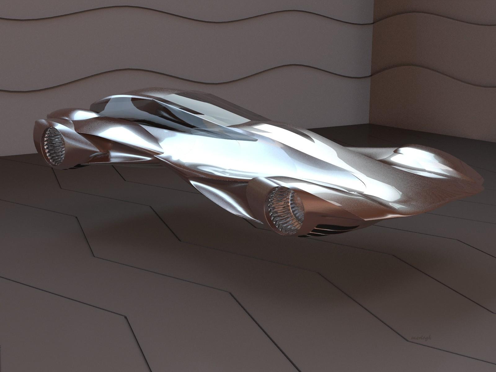 O Carro Do Futuro Vai Flutuar Sobre Estradas Galileu