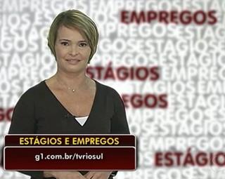 Estágios e Empregos,Marilene Soares (Foto: Reprodução Bom Dia Rio)