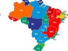 Veja a lista dos 27 governadores eleitos no país (Editoria de Arte/G1)