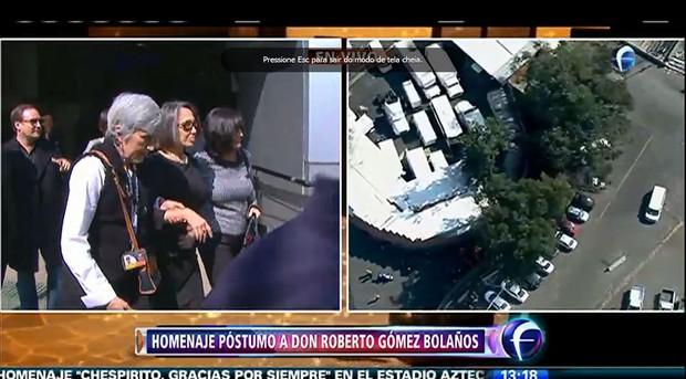 Florinda Meza (Foto: Reprodução/Televisa )