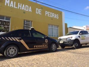 Operação Vigilante, da Polícia Federal na Bahia (Foto: Divulgação/Polícia Federal)