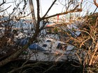 Furacão Gonzalo causa prejuízos e deixa Bermudas sem luz