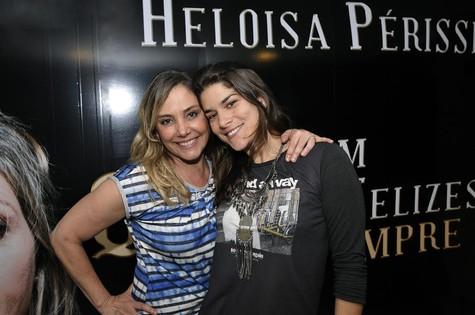 Heloísa Périssé e Priscila Fantin (Foto: Divulgação)