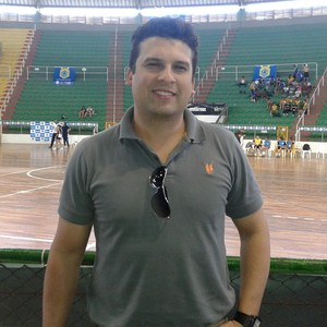 Andrey Souza (Foto: Cida Santana/GE)