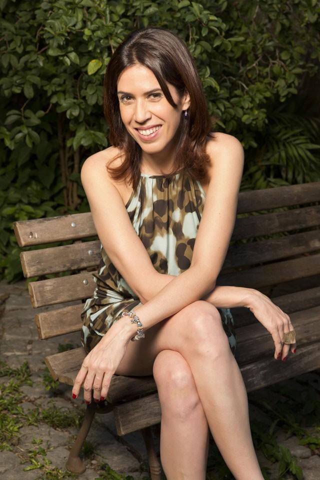 Maria Clara Gueiros (Foto: Marcelo Tabach/Ed. Globo)