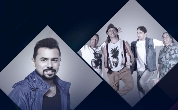 Forr vai ser homenagado no Canta, Luan (Foto: Divulgao/Multishow)