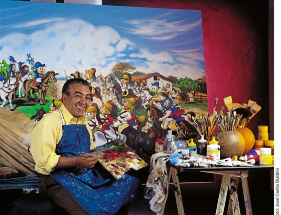 Mauricio de Sousa,cartunista (Foto:  Divulgação)