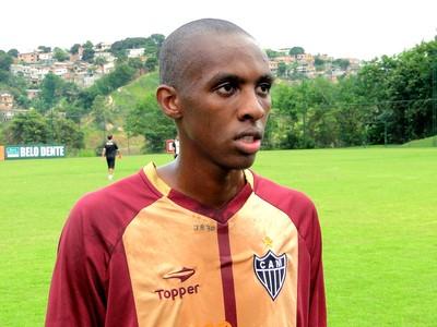 Matheus Nolasco Atlético-MG sub 20  (Foto: Fernando Martins / Globoesporte.com)