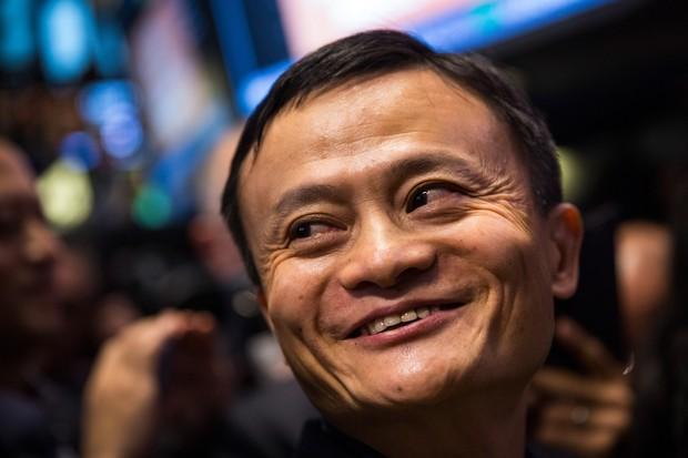 Jack Ma, criador da Alibaba, é o homem mais rico da China (Foto: Getty Images)