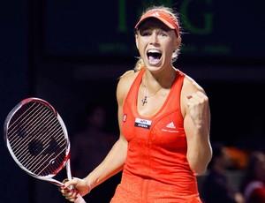 tênis Caroline Wozniacki (Foto: Reuters)