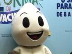 Ação contra paralisia infantil começa dia 8 (Raquel Morais/G1)
