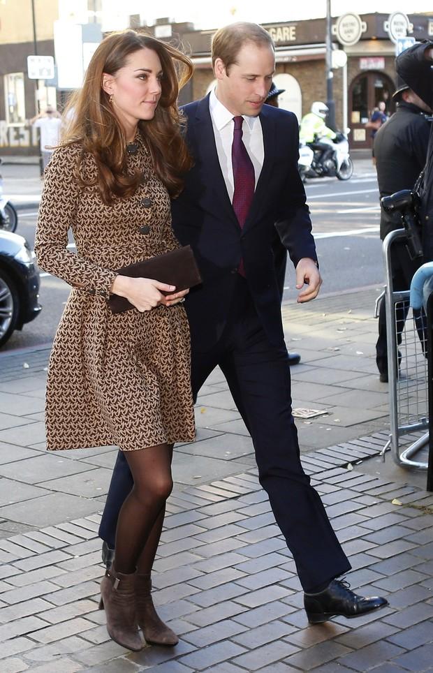 Principe William e Kate Middleton (Foto: Reuters)