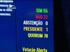 Veja como os senadores de Alagoas votaram na sessão do impeachment