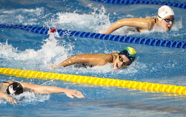 Daynara de Paula natação Pan-Americano (Foto: Jefferson Bernardes/VIPCOMM)