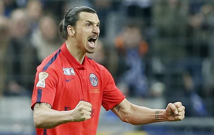 Ibrahimovic gol Paris Saint-Germain Bastia (Foto: EFE)