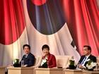 China, Japão e Coreia do Sul prometem cooperação econômica