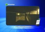 Cantor Lucas Lucco interrompe show após forte chuva em Sorocaba