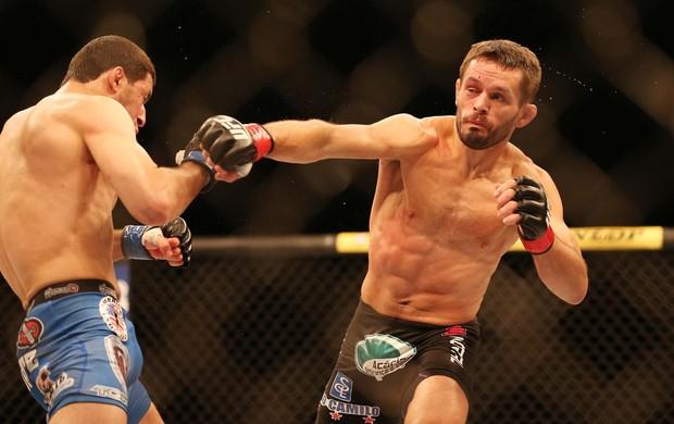 UFC TUF 3 Rodrigo Damm x Magomedov (Foto: Marcos Ribolli)
