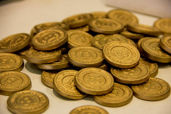 Pool reúne grupo de investidores para aumentar as chances de encontrar moedas (Foto: Reprodução/FISL)